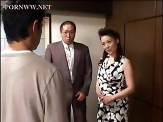 Family Japanese Mom Asian Mature Blowjob Japanese Blowjob Mature