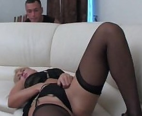 Russian mature Bridget