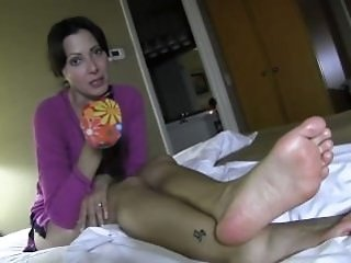 Feet Fetish Mother Pov Mature