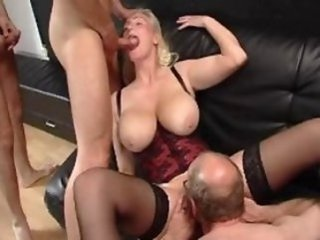 Gangbang Corset Natural Bang Bus Big Tits Big Tits Blonde