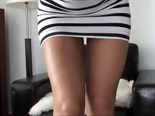 Skirt Amazing  Blowjob Mature Blowjob Milf Fingering