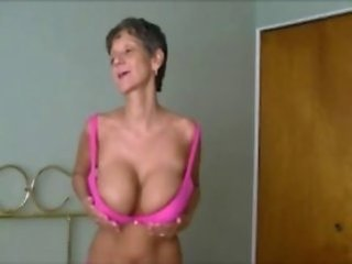 amateur   busty   couple   doggystyle   grandma   granny   mature   tits