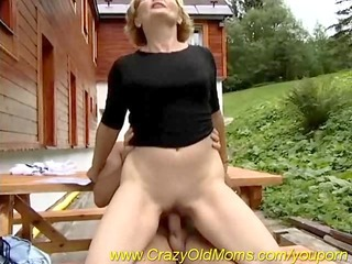 Farm Clothed Mature Outdoor Riding Riding Mature Outdoor Farm Outdoor Mature Huge Ejaculation Orgasm Squirt Ebony Pussy