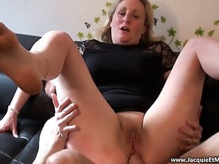 anal   group   mature   milf   son and mommy