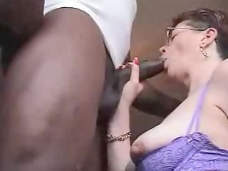 cuckold. housewife and brown bull