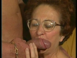 retro granny obtains so impressive dicking from muscled stud