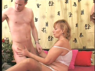 busty older takes laid 2/3