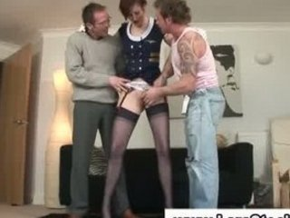 british older into nylons obtains cave liced inside groupsex