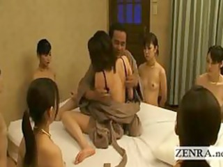 nudist bondage japan slaves turn on their granny masters