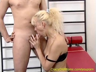 Old and Young Blonde Blowjob Blowjob Mature Mature Blowjob Old And Young