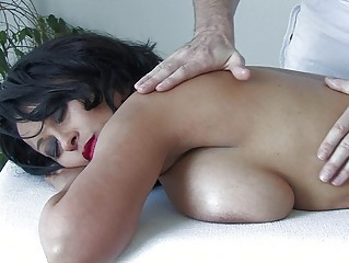 Massage Big Tits MILF Ass Big Tits Big Tits Ass Big Tits Brunette