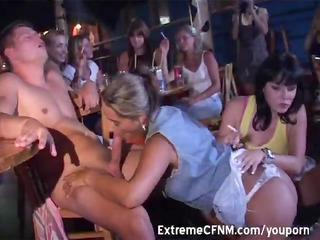 Drunk Party CFNM Blowjob Milf Cfnm Blowjob Cfnm Party