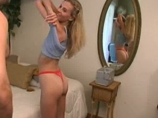 Skinny Panty Stripper Cute Ass Housewife Milf Ass