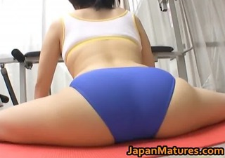 sexy japanese cuties in sporty sex act