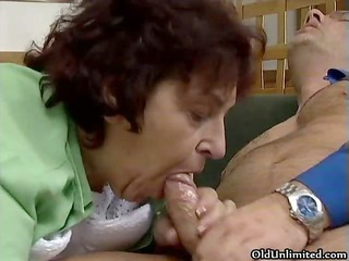 Granny Jerk Japanese Amateur