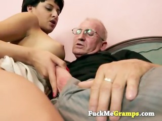 Daddy Handjob Old and Young Daddy Old And Young
