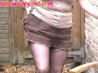 Farm Solo Skirt British Milf Farm Milf British