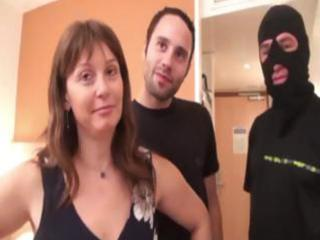 French European Fetish Drilled French Mature Mature Threesome