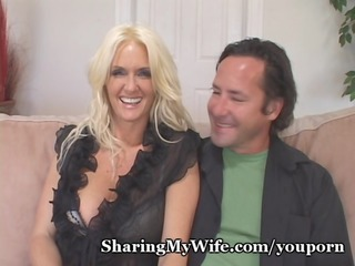 Cuckold Amazing Cute Wife Milf