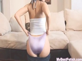 Stripper Panty  Milf Ass