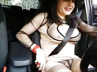 Mature Amateur Car