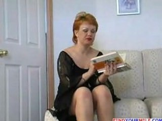 Russian Redhead MILF Russian Mature Russian Milf Russian Mom