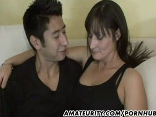amateurity;mom;mother;amateur;milf;wife;housewife;mommy;cougar;homemade;hardcore;blowjob;cumshot;facial;young-and-old;big-cock