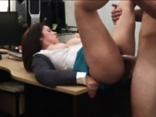 Clothed Office Secretary Milf Office Office Milf