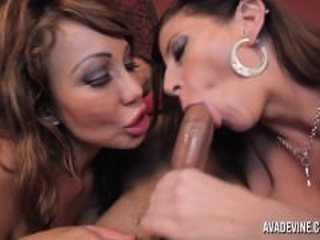3some;avadevine;black;blowjob;cougar;fake-tits;hd;huge-tits;interracial;mature;milf;milf-young;milfs;mom;mother;threesome;young-boy;young-old