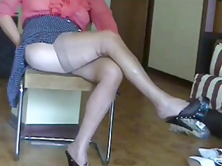 Feet Legs Fetish Foot Stockings