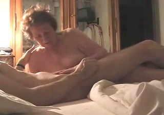 my naive aunts best ally play with my cock. hidden cam
