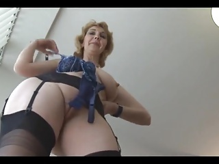 Pussy Close up Shaved Mature Pussy Mature Stockings Milf Stockings