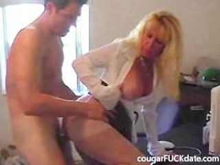 cougar;granny;mother;old;gilf;older;nylons;cumshot;doggystyle;round-ass;booty;ass;blowjob;old-young