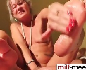Mature Feet Right In Your - date her at milf-meet.com