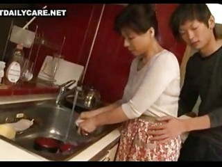 Japanese Kitchen Asian Asian Mature Japanese Mature Kitchen Mature