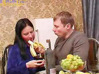 Drunk Kitchen Amateur Russian Amateur Russian Milf