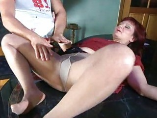 Pantyhose sex galleries mature