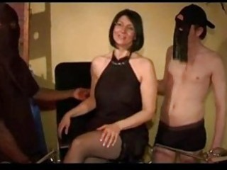 Interracial  Mom Amateur European French