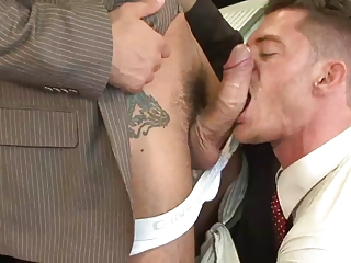 Office Big Cock