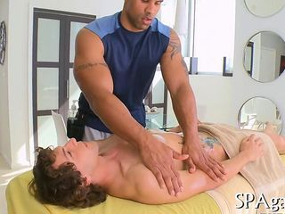 Massage First Time Muscled