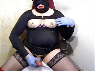 bdsm, crossdressing, homosexual, huge dick, toys
