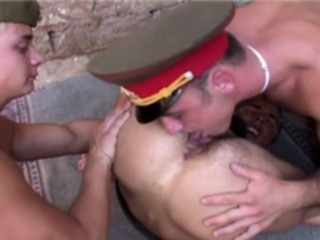 ass licking, group sex, homosexual, outdoor, russian