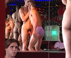 Hot shows in the gay bar 2
