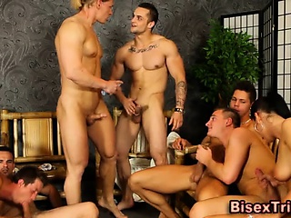 Orgy Bisexual