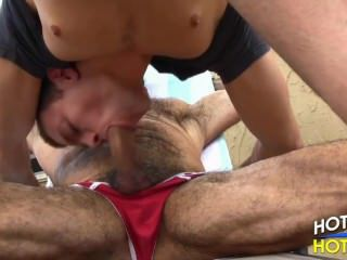 Old And Young Teen Blowjob