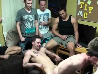Gay College Boys Sucking Dick And Fucked During Dorm Party