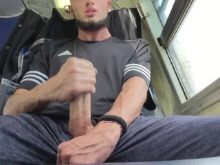 Train Jerk Off (Thick Dick)