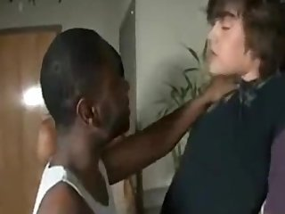 Video from: redtube | Twink White boy Bitch, 2 black thugs