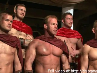 Groupsex Vintage Muscled