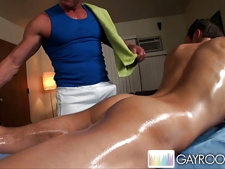 Ass Massage Muscled